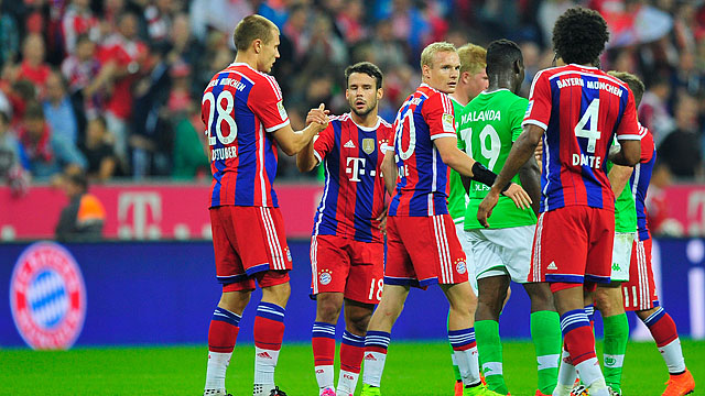 Is Wolfsburg among the best or Bayern's overrated, the question is now